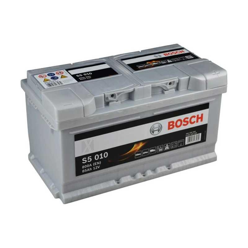 BOSCH SILVER S5 85AH 800A R+