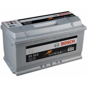 Акумулатор BOSCH SILVER S5 100AH 830A R+