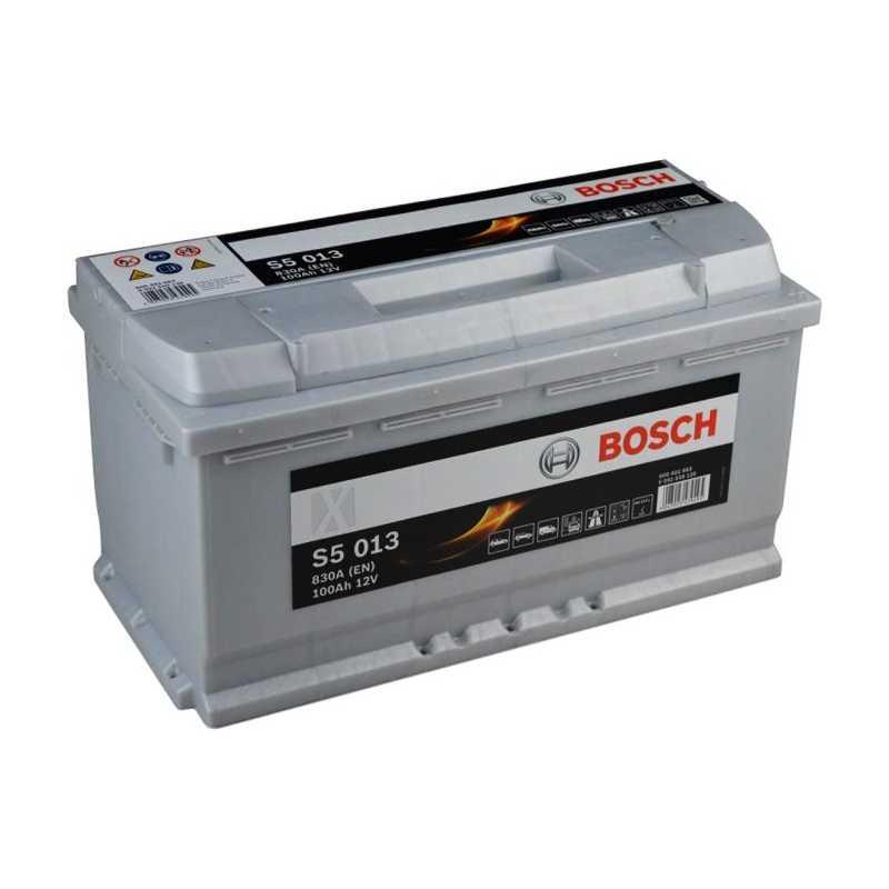 BOSCH SILVER S5 100AH 830A R+