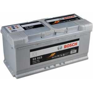 Акумулатор BOSCH SILVER S5 110AH 920A R