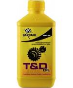 BARDAHL T&D SYNTETHIC OIL 80W-90 1L