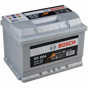 Акумулатор BOSCH SILVER PLUS S5 61AH 600A  R+