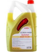 Лятна течност за чистачки NORTH 5L