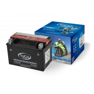 Акумулатор за мотоциклети VEGA YTX9-BS 8AH 110A L+