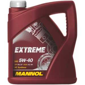 MANNOL EXTREME 5W-40 4L