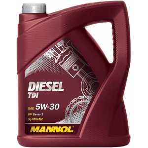 MANNOL DIESEL TDI 5W-30 4L