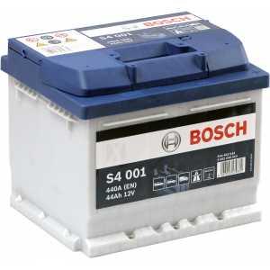 Акумулатор BOSCH SILVER S4 44AH 440A R+