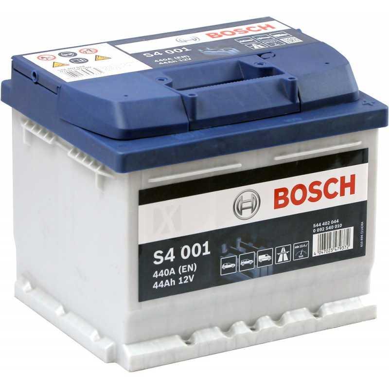 BOSCH SILVER S4 44AH 440A R+