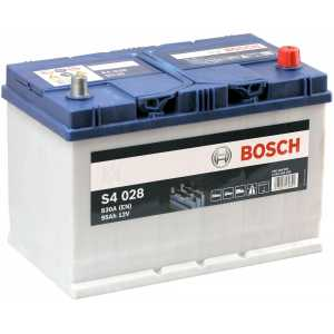 Акумулатор BOSCH ASIA SILVER S4 95AH 830A R+