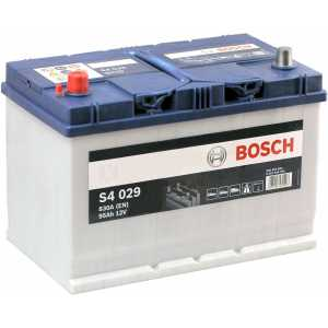Акумулатор BOSCH ASIA SILVER S4 95AH 830A L+