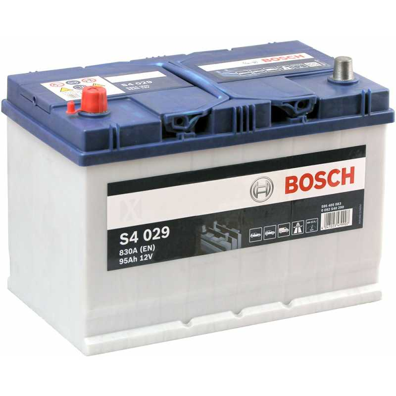 BOSCH ASIA SILVER S4 95AH 830A L+