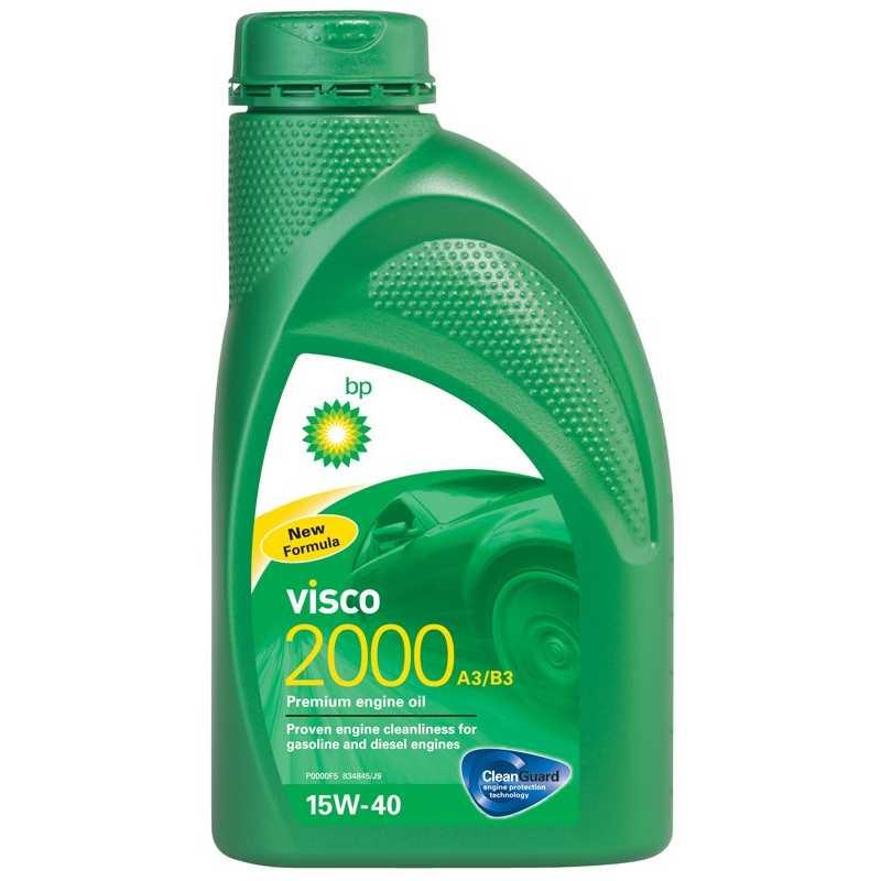 BP VISCO 2000 15W-40 1L