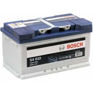 Акумулатор BOSCH SILVER S4 80AH 740A  R+