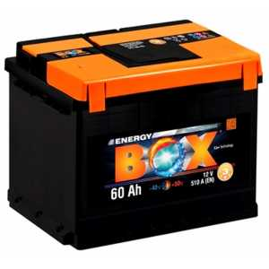 Акумулатор ENERGY BOX 60AH 510A R+