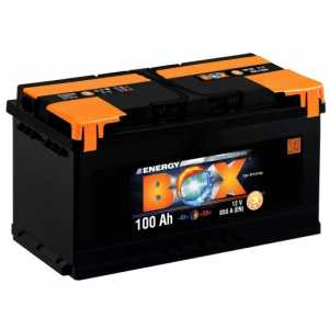 Акумулатор ENERGY BOX 100AH 850A R+