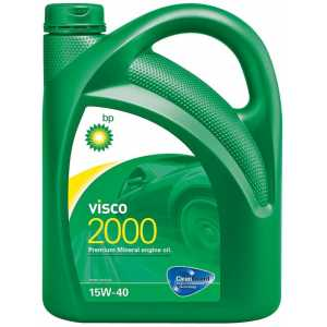 BP VISCO 2000 15W-40 4L