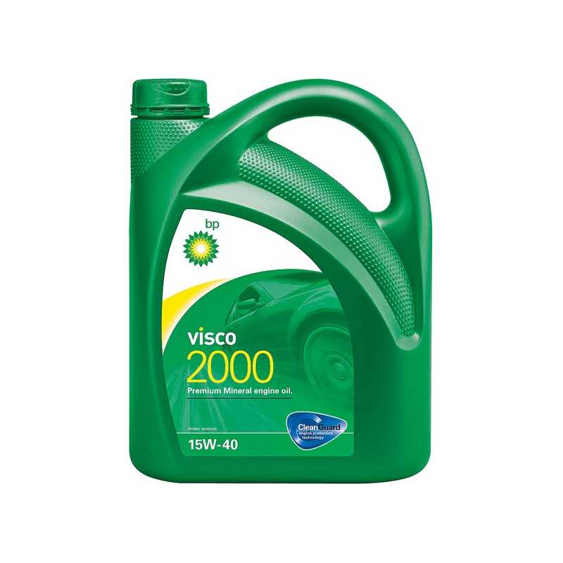 BP VISCO 2000 15W-40 4L