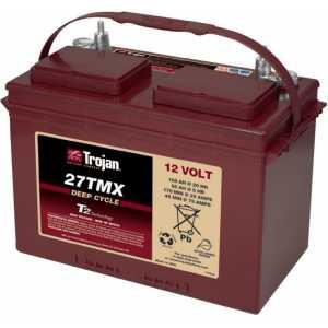 TROJAN 27TMX 12V 105AH 530A L+