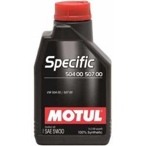 MOTUL SPECIFIC VW 504.00/507.00 5W-30 1L