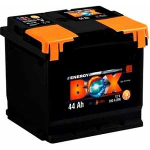 Акумулатор ENERGY BOX 44AH 390A R+
