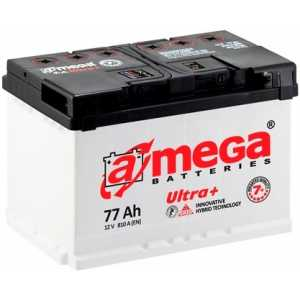 Акумулатор A-MEGA ULTRA+ 77A 810A R+