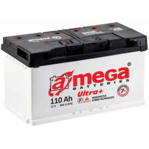 Акумулатор A-MEGA ULTRA+ 110A 960A R+