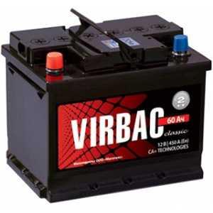 VIBRAC 60AH 480A R+