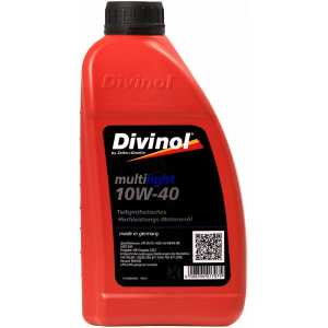 DIVINOL MULTILIGHT 10W-40 1L