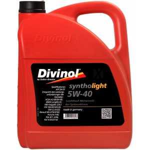 DIVINOL SINTHOLIGHT 5W-40 5L