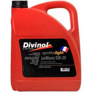 DIVINOL SYNTHOLIGHT LEMANS 5W-30 5L