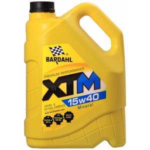 BARDAHL XTM 15W-40 5L