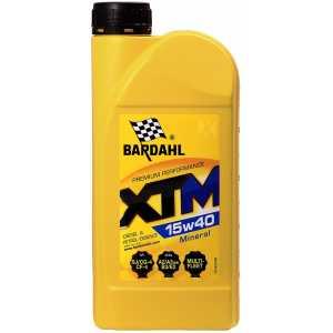 BARDAHL XTM 15W-40 1L