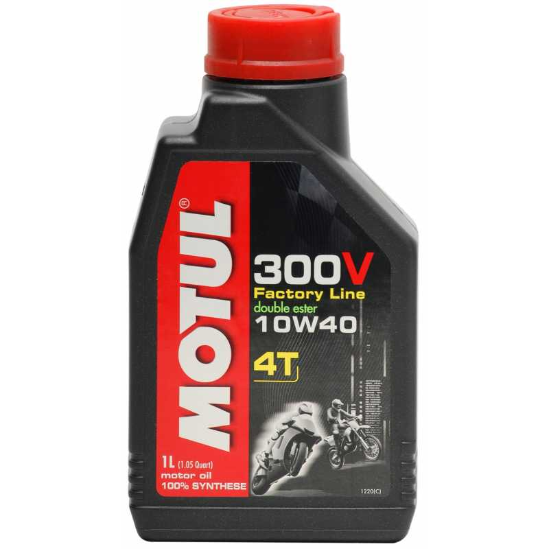 MOTUL 300V 4T FACTORI LINE 10W-40 1L