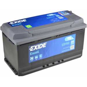 Акумулатор EXIDE EXCELL 95AH 800A R+