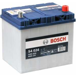 Акумулатор BOSCH ASIA SILVER S4 60AH 540A R+