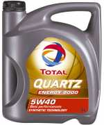 TOTAL QUARTZ 9000 ENERGY 5W-40 5L