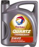 TOTAL QUARTZ 9000 ENERGY 5W-40 5L 2