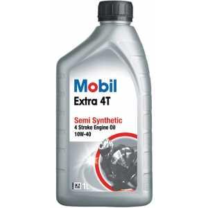 MOBIL EXTRA 4T 10W-40 1 L
