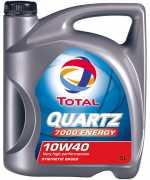 TOTAL QUARTZ 7000 ENERGY 10W-40 5L 2