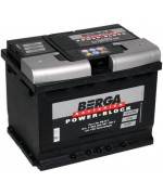 Акумулатори BERGA POWER BLOCK 63AH 610A R+