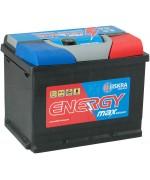 Акумулатори ISKRA MAX ENERGY 55Ah 500A R+