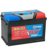 Акумулатори ISKRA MAX ENERGY 77Ah 720A R+