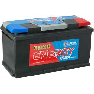 Акумулатори ISKRA MAX ENERGY 100Ah 800A R+