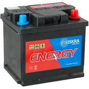 Акумулатори ISKRA ENERGY 44AH 450A R+