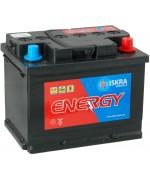 ISKRA ENERGY 62AH 600A R+