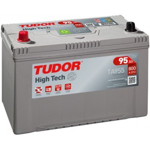 Акумулатори TUDOR HIGH TECH 95AH 800A L+ JIS