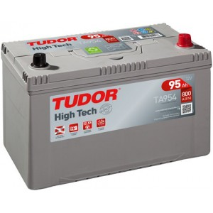 Акумулатори TUDOR HIGH TECH 95AH 800A R+ JIS