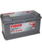 TUDOR HIGH TECH CARBON BOOST 100AH 900A R+