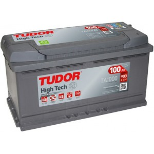 Акумулатори TUDOR HIGH TECH 100AH 900A R+