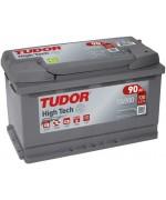 Акумулатори TUDOR HIGH TECH 90AH 720A R+